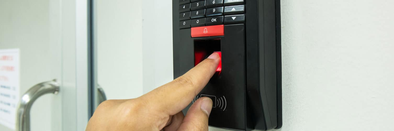 Biometric Access Control Installers Kent Maidstone Medway
